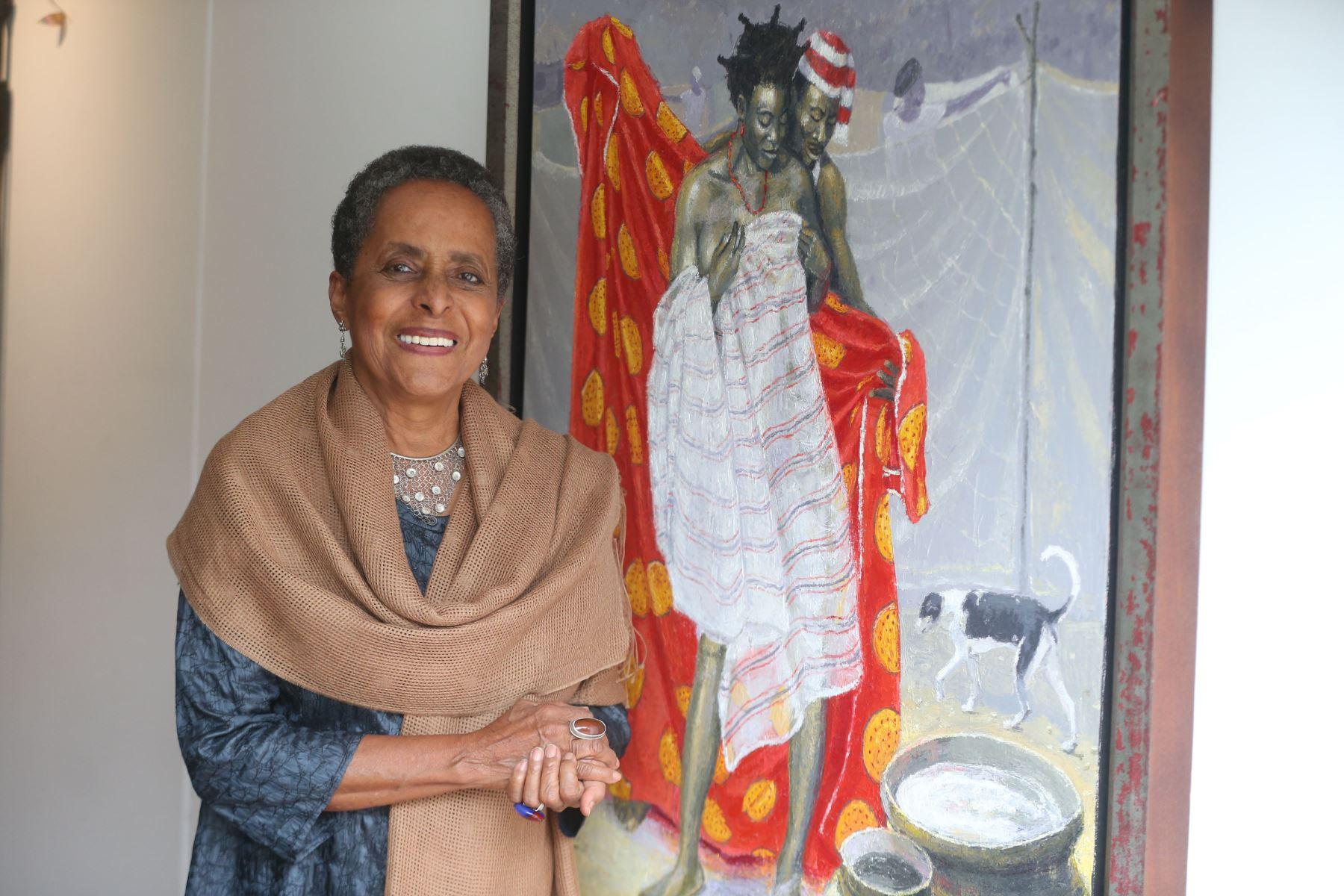 Resultado de imagen para Distinguen a Susana Baca con el Premio Nacional de Cultura 2017