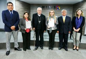 Midis es la primera institución del Ejecutivo en recibir certificación ISO por Sistema de Gestión Antisoborno.