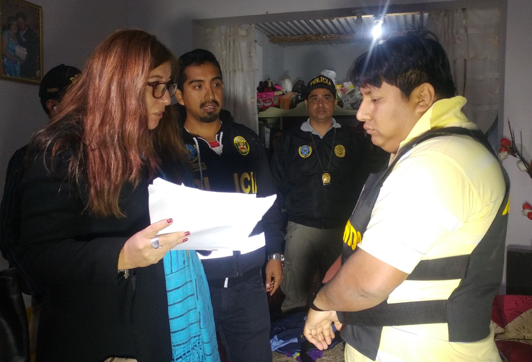 La Libertad Banda Trilog A Trujillo Est Implicada En Delitos De  # Muebles Ludena Chimbote