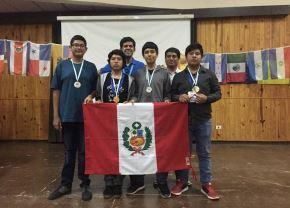 Perú logra primer lugar en Olimpiada Internacional de Matemática. Foto: ANDINA/Difusión.