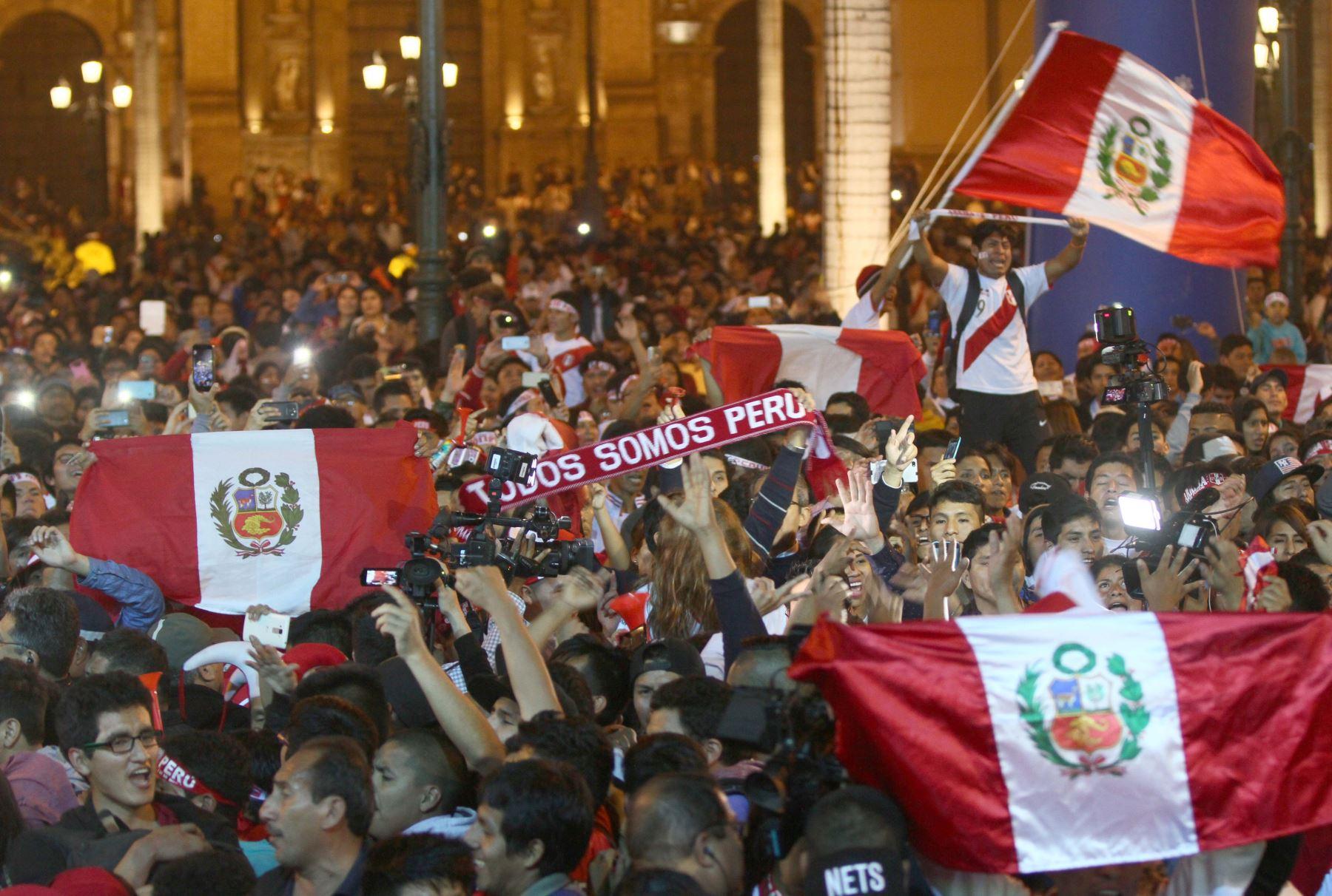Perú vs. Nueva Zelanda: aquí podrás ver el partido en pantalla gigante