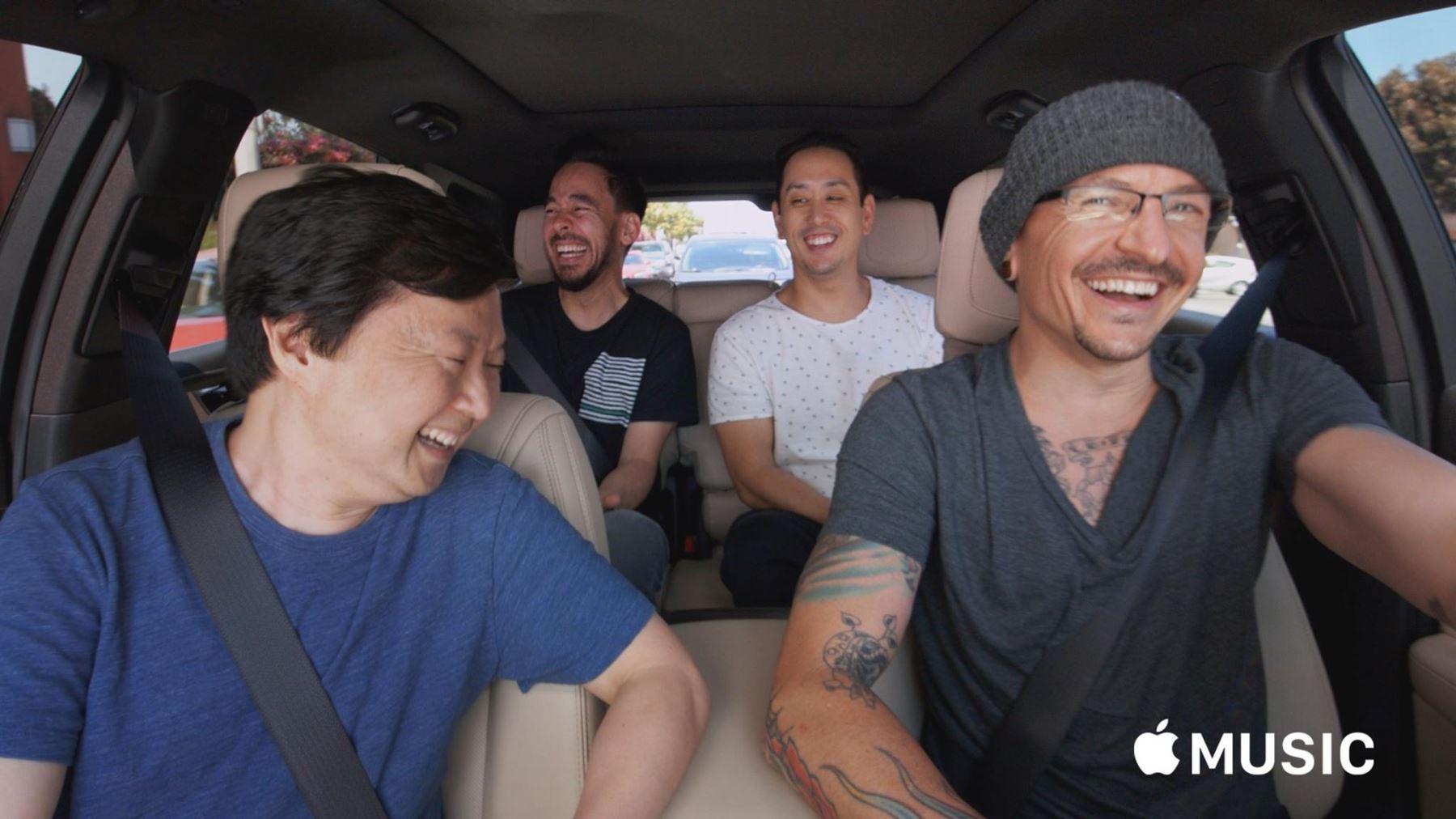 Linkin Park volvió a ensayar después de la muerte de Chester Bennington
