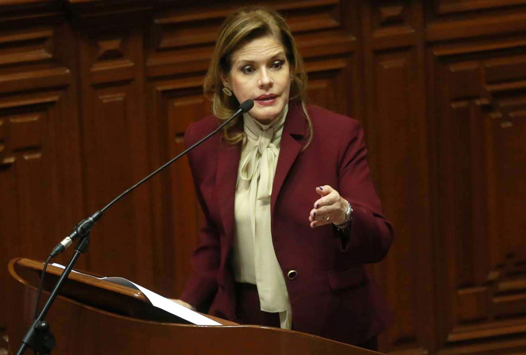 Peru: Araoz Cabinet gets Congress confidence vote | Noticias ...