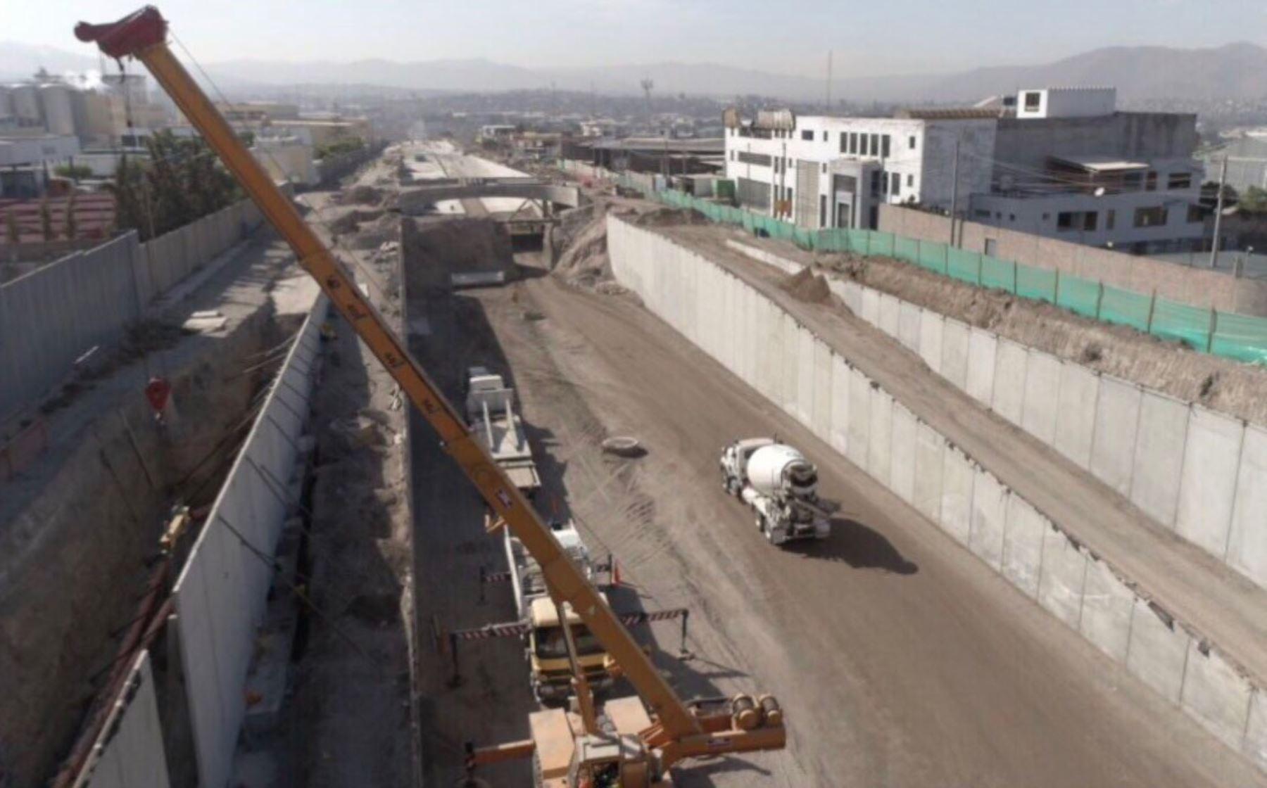 Arequipa construcci n de nueva variante de uchumayo for Nueva construccion