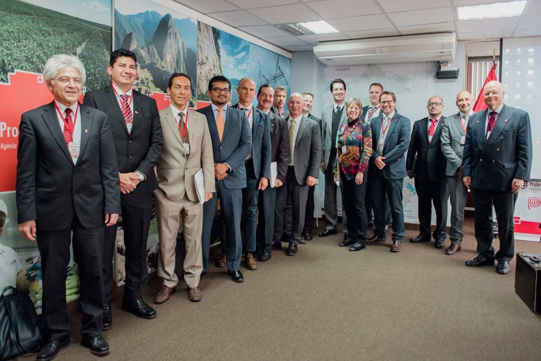 Resultado de imagen para Presentan Proyecto De Tren Bioceánico Con Tecnología Suiza Para Perú, Bolivia Y Brasil