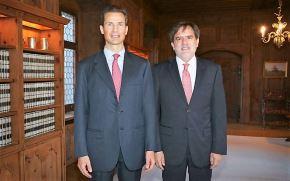 Peruvian Ambassador presents credentials in Liechtenstein