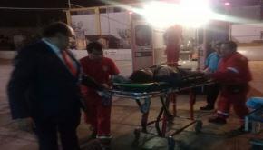 Médicos sufren accidente vehicular en Tacna.