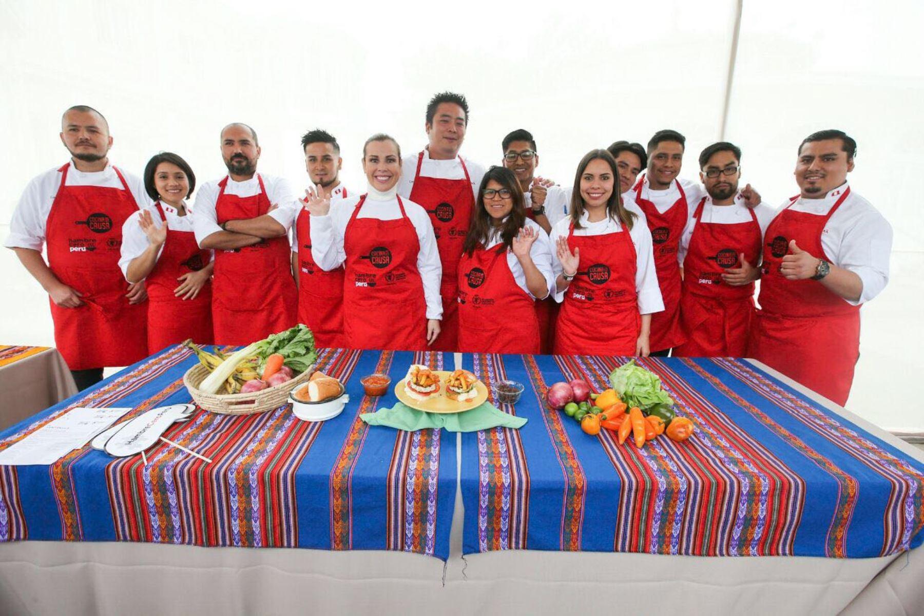 Hoy se estrena nuevo episodio de cocina con causa en tv for Nuevo programa de cocina
