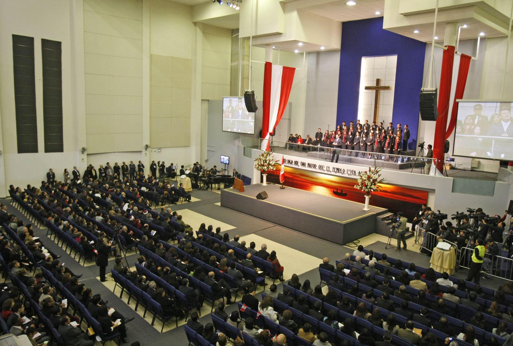 El 31 de octubre es declarado Día de las Iglesias Evangélicas
