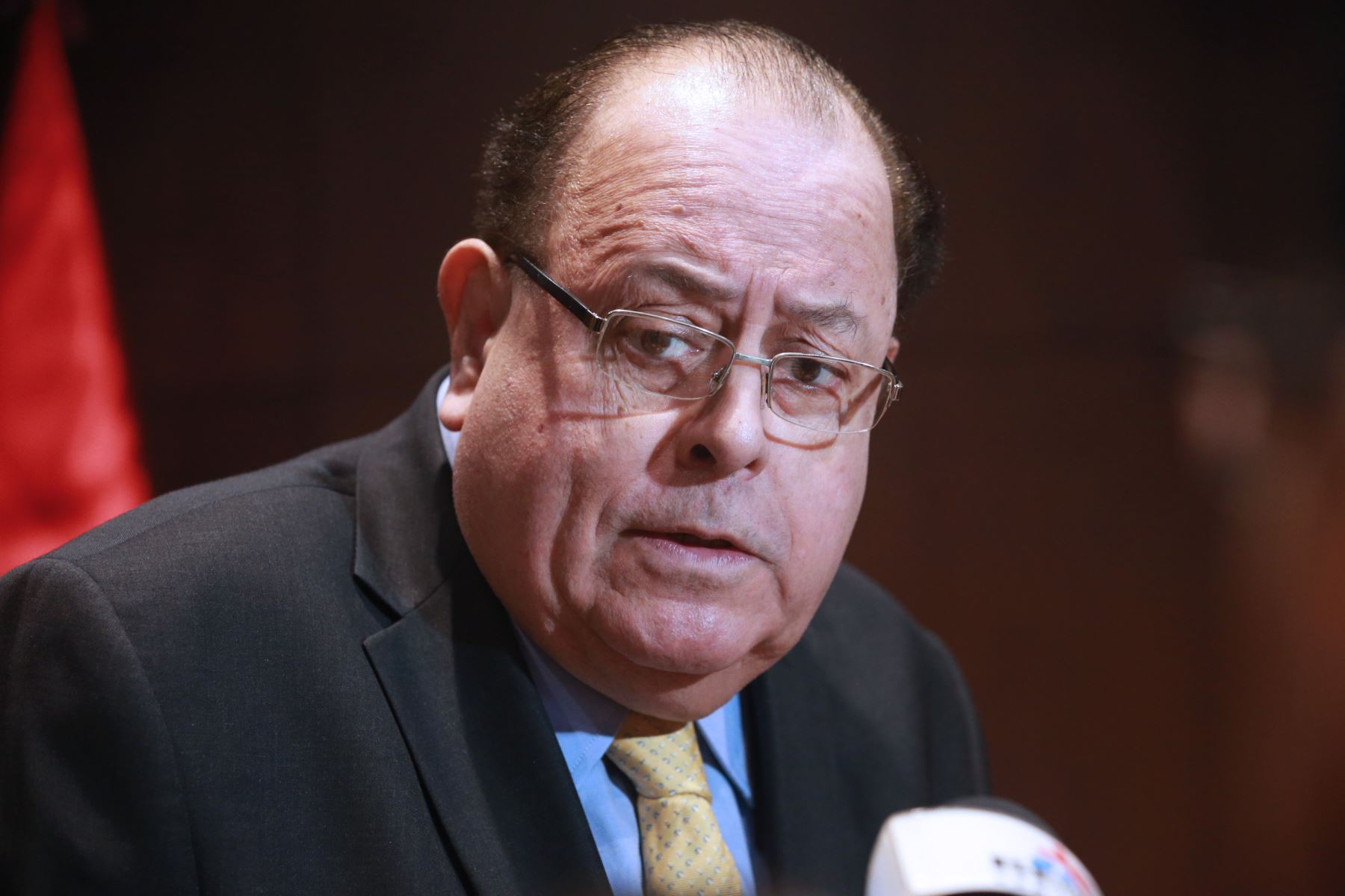 Presidente del BCR Julio Velarde