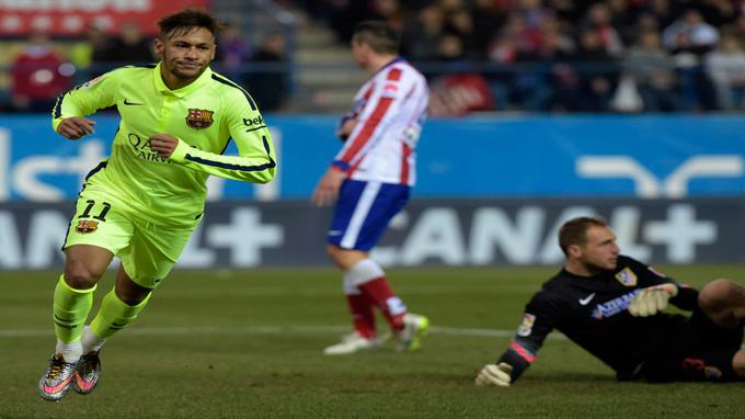 Copa del Rey: Barcelona venció 3-2 al Altlético de Madrid