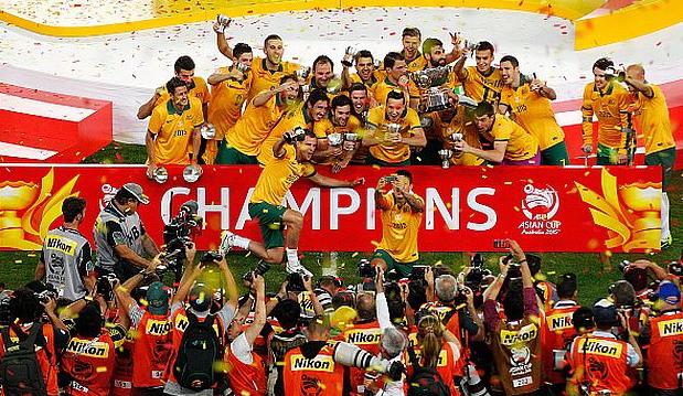 Australia venció 2-1 a Corea del Sur y es el campeón de la Copa Asia