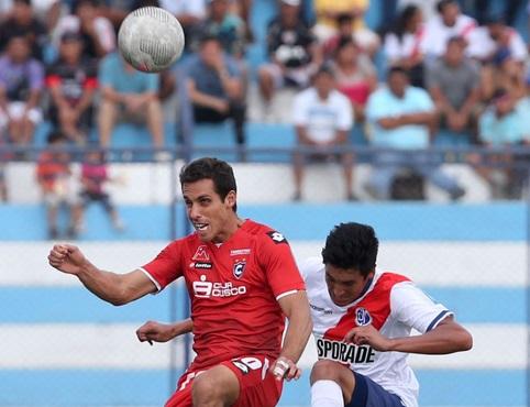 Cienciano venció 2-0 al Juan Aurich en Cusco por el Torneo del Inca