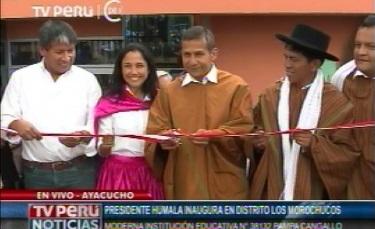 Presidente Humala: respuesta de Chile no satisface la demanda peruana solicitada