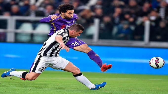Fiorentina venció 2-1 a la Juventus en semifinal de Copa Italia