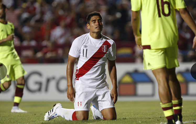 Perú cayó ante Venezuela en el debut de Ricardo Gareca
