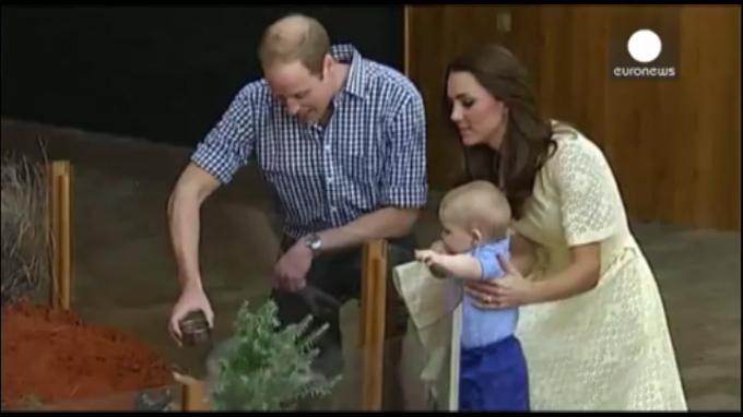 Príncipe Guillermo de Inglaterra y Catalina tuvieron una hija