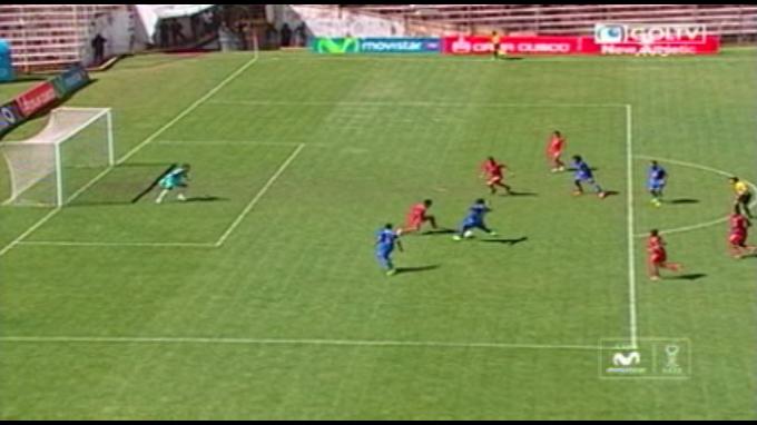 Cienciano derrotó 3-2 a Unión Comercio