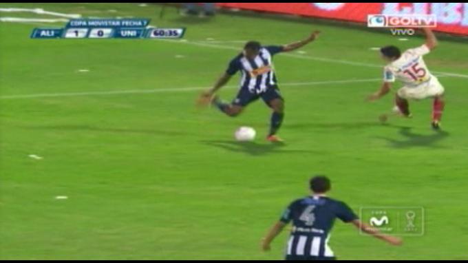 Alianza Lima derrotó 1-0 a Universitario en el Clásico del fútbol
