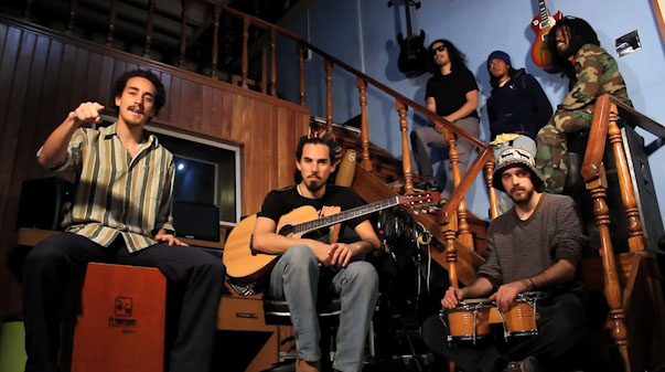 Reggae con cajón peruano de La Renken se lucirá en festival europeo