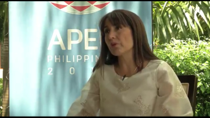 Minister of Foreign Commerce and Tourism addresses APEC in Philippines