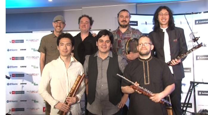 Lucho Quequezana: Sonidos vivos expande la música peruana al mundo