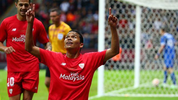 Sevilla venció 3-2 al Dnipro y es el campeón de la Europa League