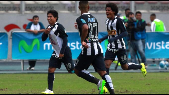 Alianza Lima derrotó 3-1 a Cristal en el reinicio del Torneo Apertura