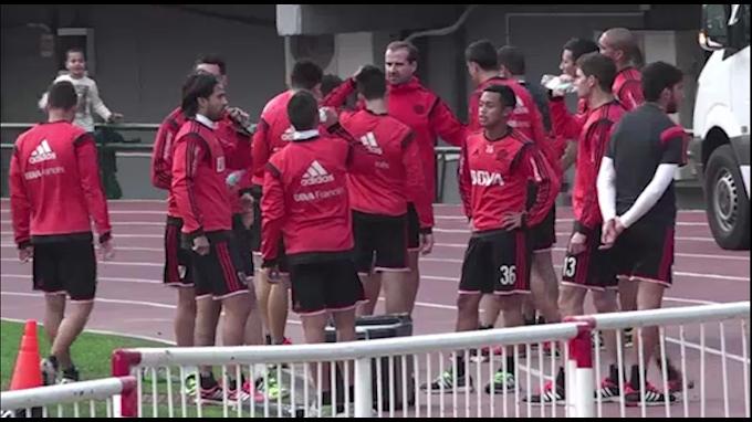 River se prepara para partido revancha contra Tigres