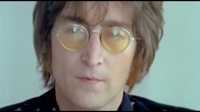 "Recordando a John Lennon con ""Imagine"""
