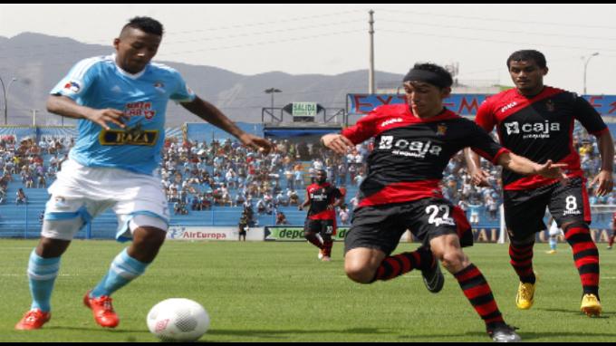 Sporting Cristal es líder del Torneo Clausura tras empate con Melgar