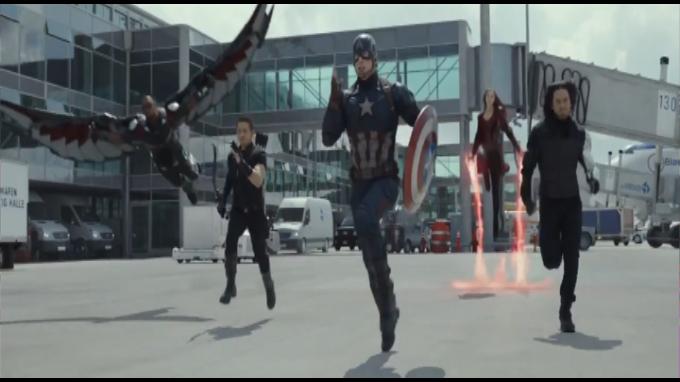 Primer trailer oficial de Capitán América: Civil War