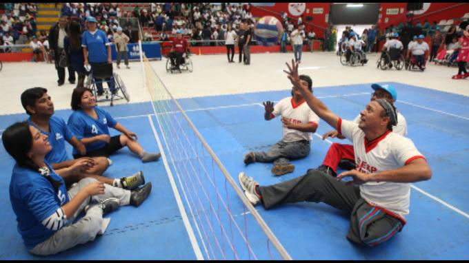 Cómo el deporte cambió la vida de jóvenes con discapacidad