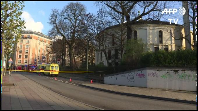 Paquete con polvo blanco causa cierre de Gran Mezquita de Bruselas