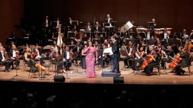 OSN celebró el cumpleaños a Eva Ayllón