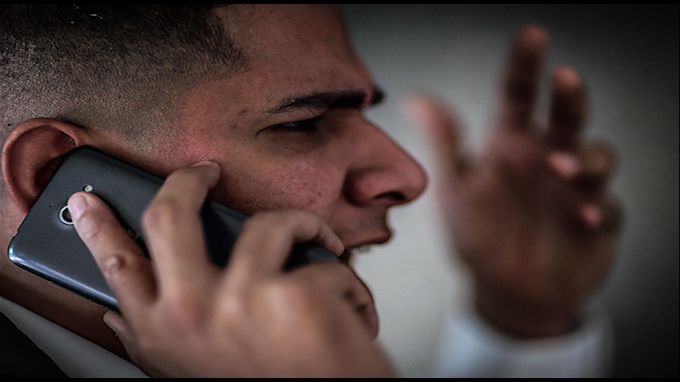 PNP explica cómo operan los extorsionadores desde teléfonos públicos adulterados