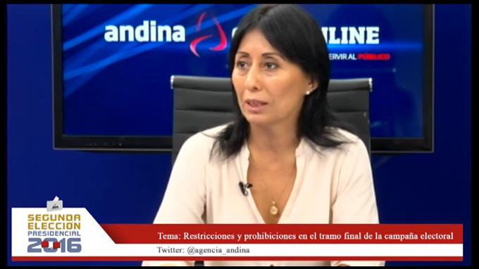 ONPE: Restricciones y prohibiciones en el tramo final de la campaña electoral