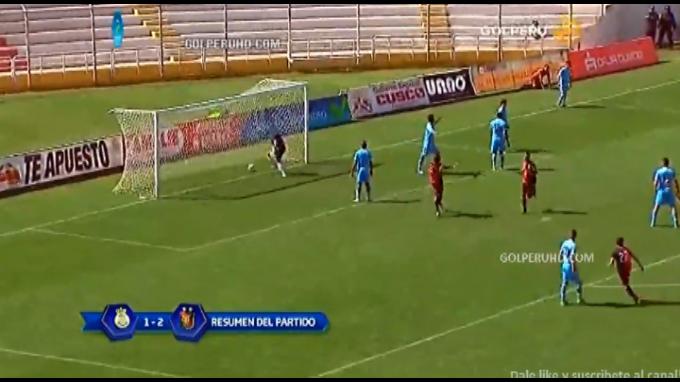 Melgar derrotó  2-1 a Garcilaso