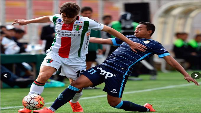 Real Garcilaso empata 2-2 con Palestino de Chile por la Copa Sudamericana