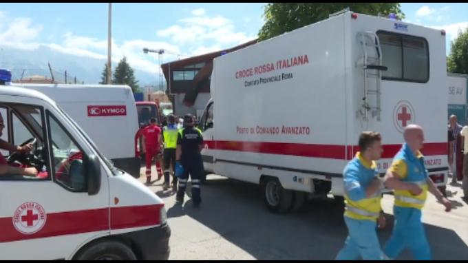 Italia lanza plan de prevención tras sismo que dejo 250 muertos