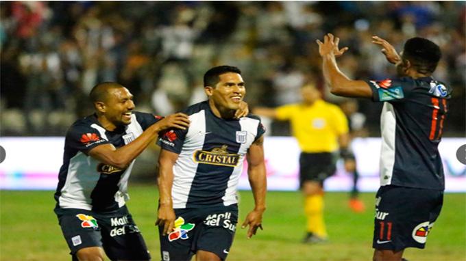 Alianza Lima  venció 2-1 a UTC
