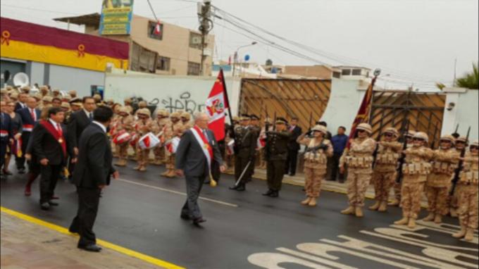 Mandatario: Unidos vamos a lograr que todos los peruanos prosperen