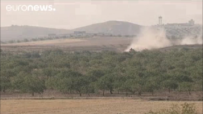 Turquía prosigue su ofensiva en el norte de Siria
