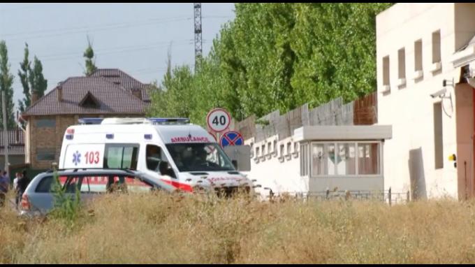 Varios heridos en un atentado con coche bomba en la embajada china de Kirguistán