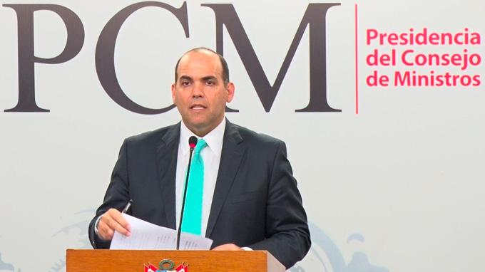 Zavala: Mandatario y autoridades de Macrorregión Nortese reunirán en Cajamarca