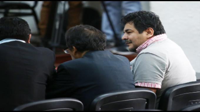 Se inicia audiencia donde verán pedido de prisión preventiva a Edwin Luyo