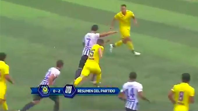Alianza Lima mantiene su invicto al ganar 2-0 a Comerciantes Unidos en Cutervo