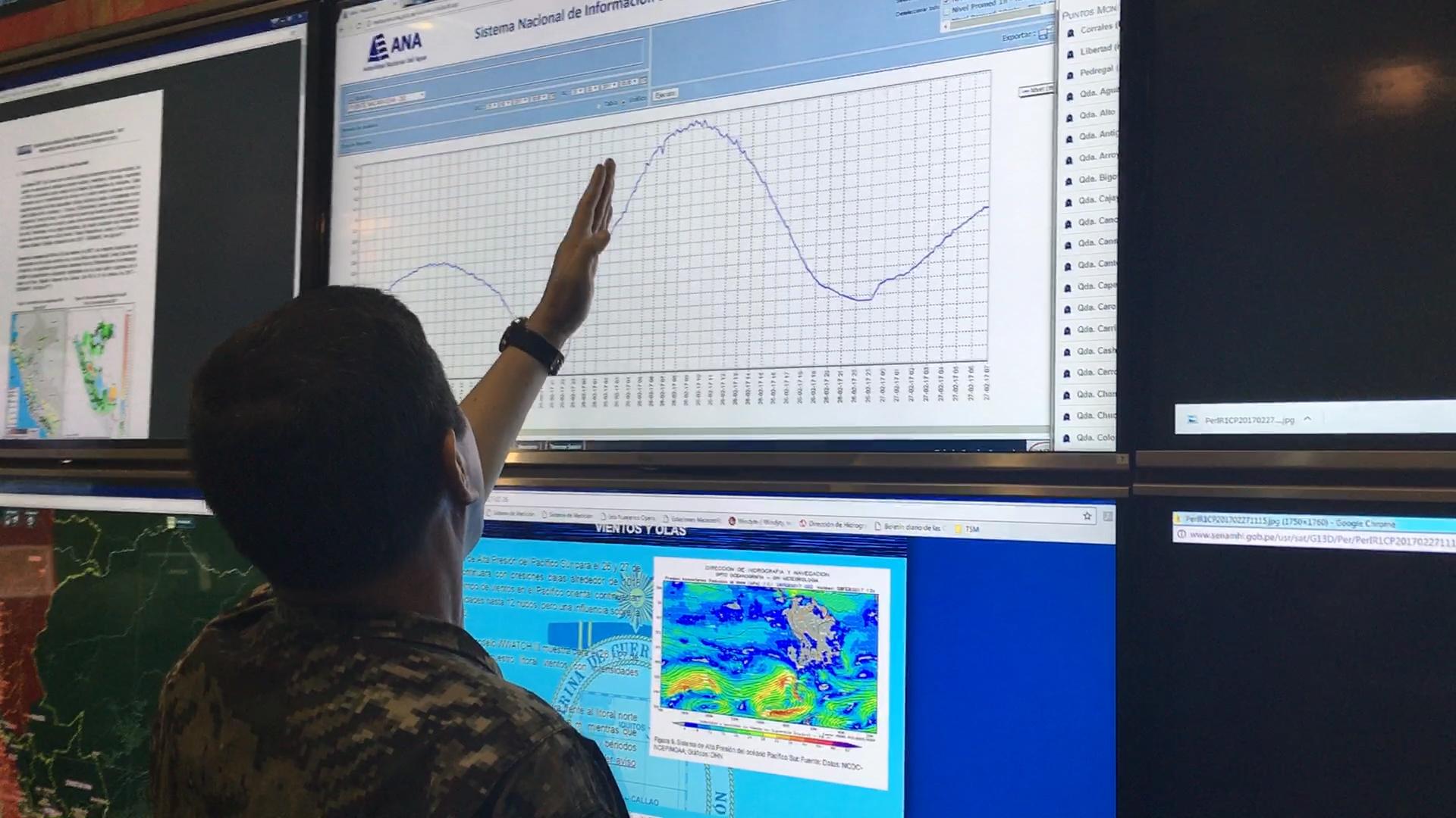 Piura soportó las lluvias más intensas de los últimos 30 años