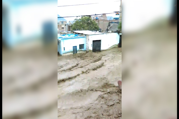 Supe: el río arrasó la campiña, poblados y destruyó 250 casas