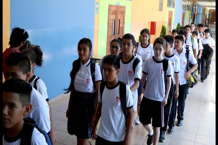 Minedu: Se reinician clases en el 80% de las escuelas del país